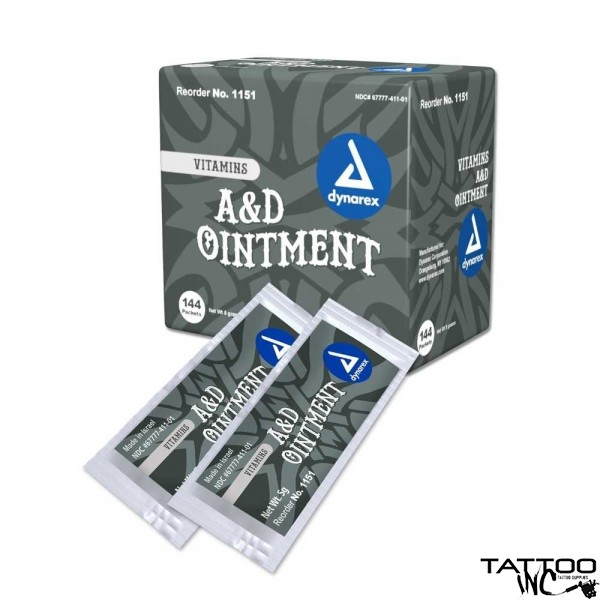 A & D Ointment Individual Use Packets