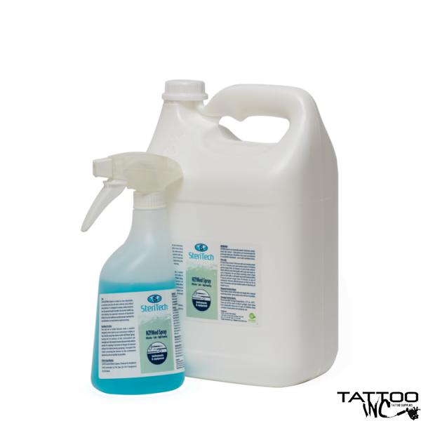 SteriTech NZYMed Spray