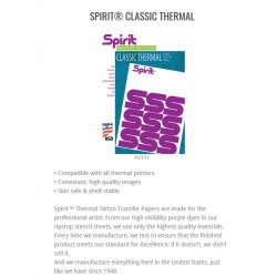 Spirit® Classic Thermal  (Single Sheets)