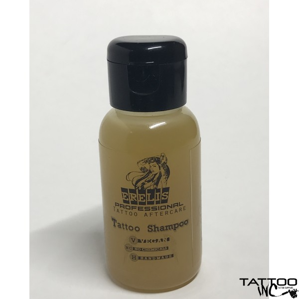 ERELIS Professional Tattoo Shampoo 60 ML