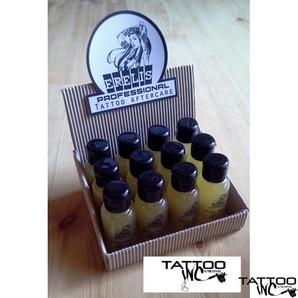 ERELIS Professional Tattoo Shampoo 12 units