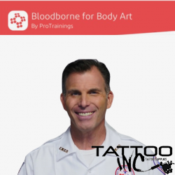 Bloodborne Pathogens Training for Body and Tattoo Artists