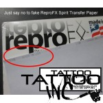 Spirit® Original Tattoo Classic Freehand (Tube of 20)