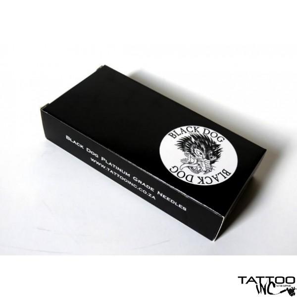 Black Dog Platinum Curved Magnums