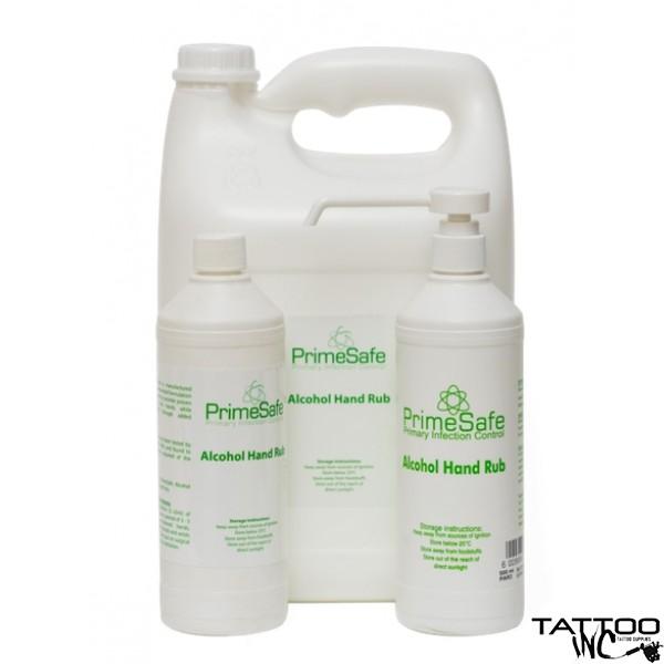 PrimeSafe Alcohol Hand Rub 500mL