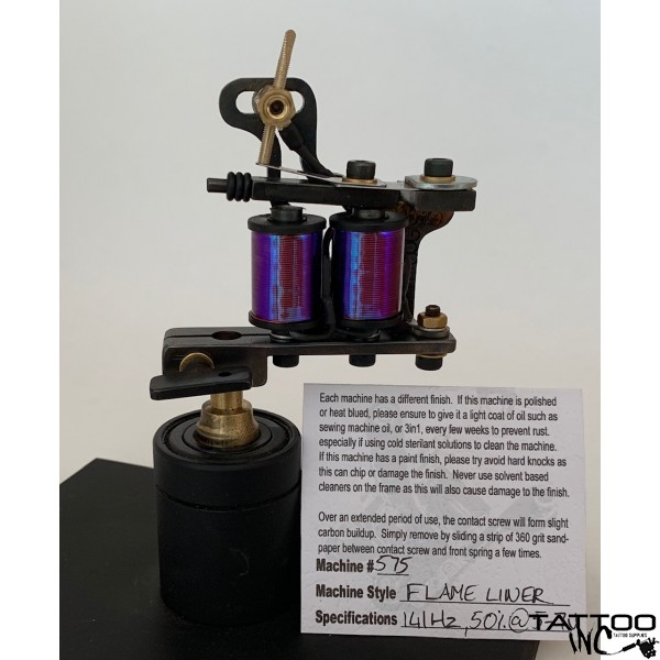 Moog Flame liner #575