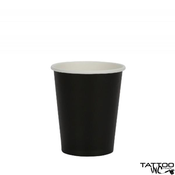 Black Paper Cup 250ml