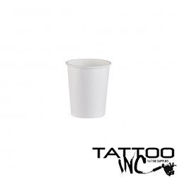 Paper Cup 125ml  (White)