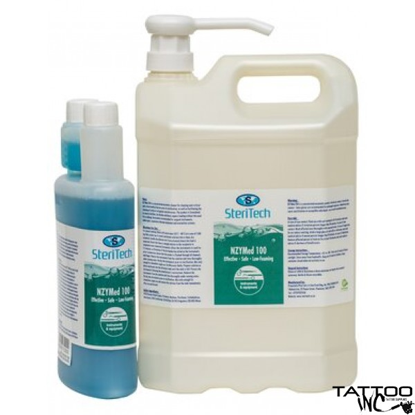 SteriTech SteriTech NZYMed 100 (Concentrated enzymatic instrument & surface cleaner)