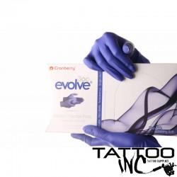 GLOVES CRANBERRY EVOLVE NITRILE 300/BX Purple