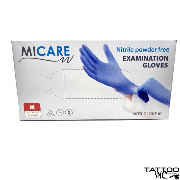 Gloves Tattoo Micare 200 gloves per Box