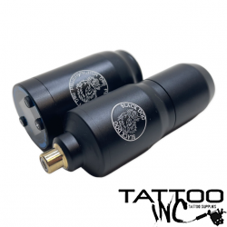 Black Dog V4 cartridge tattoo pen (Pen & Pod)