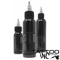 The Solid Ink Lining black 2 oz